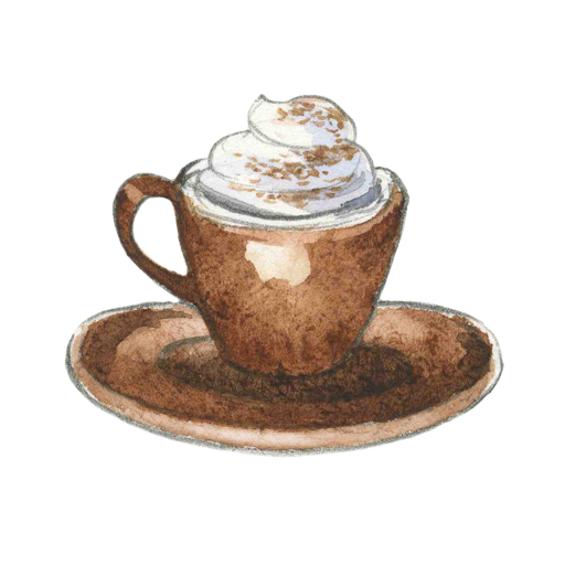 264402 - cappuccino cocoa coffee drink hot