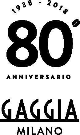 Gaggia_80_Year_Logo