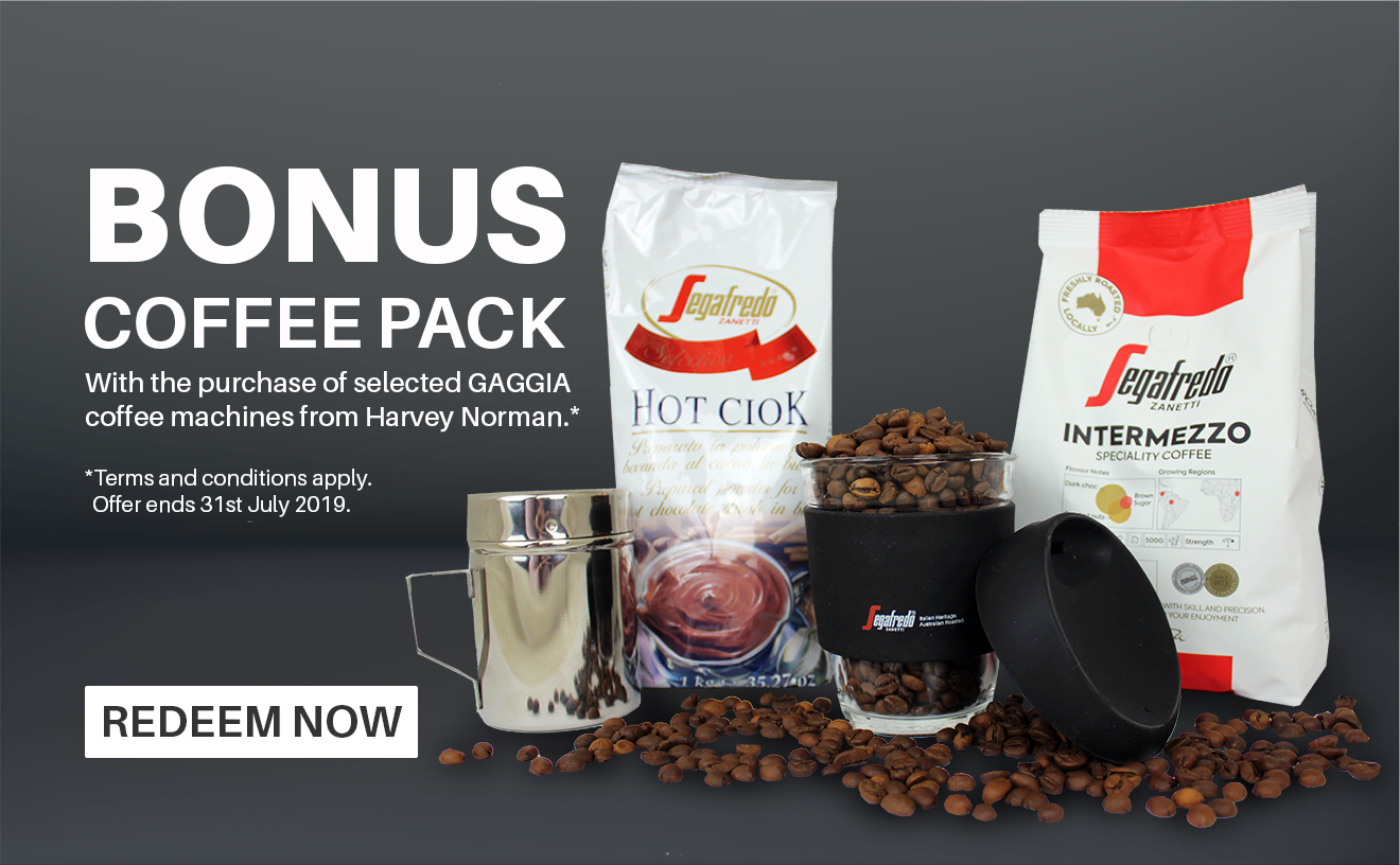 Coffee Pack Website visual